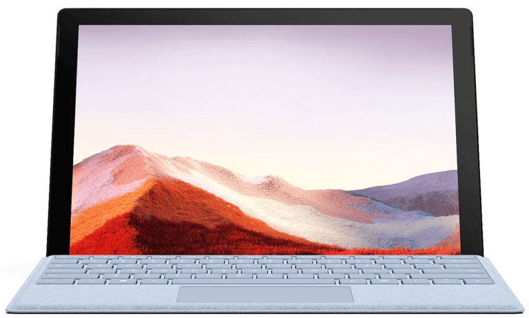 MS Surface Pro 7