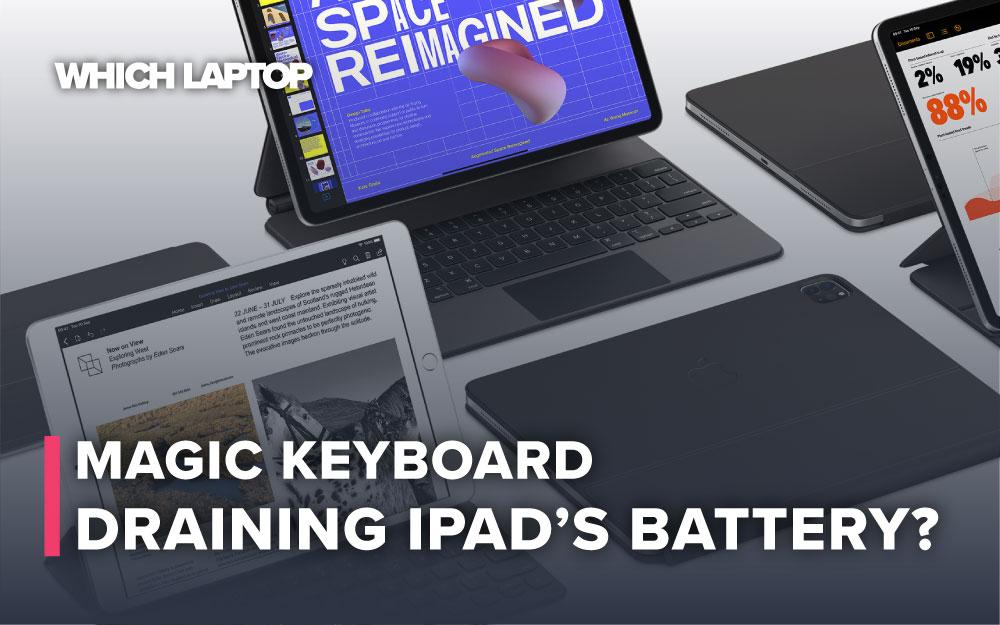 Magic-Keyboard-Draining-IPad-Battery