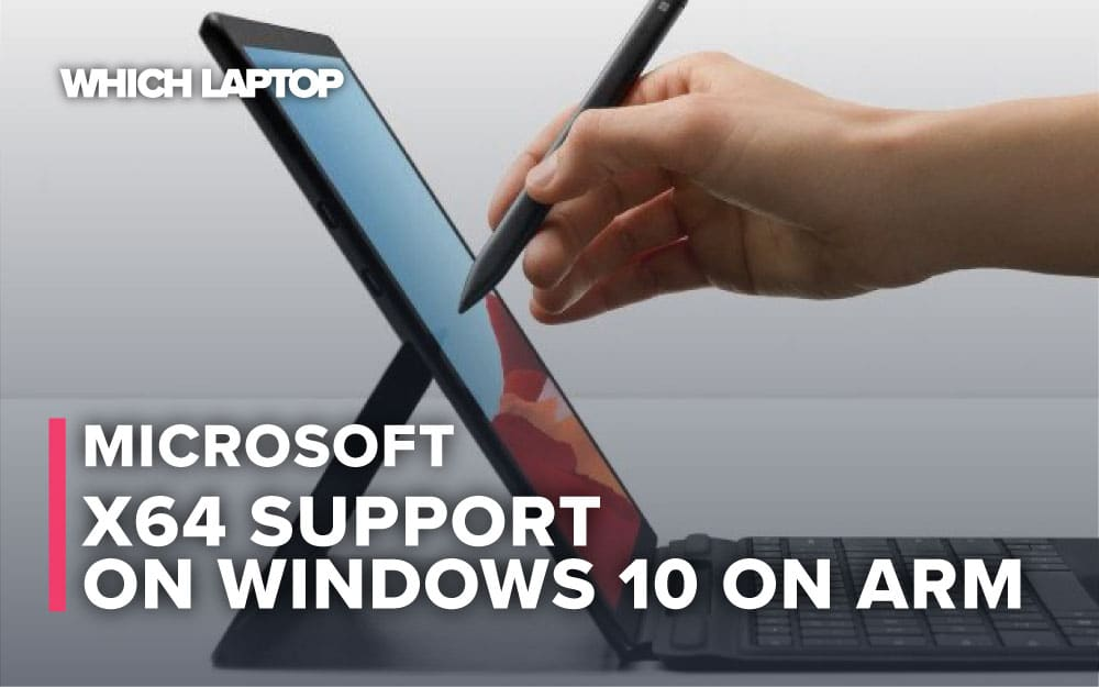 Microsoft-X64-Support-On-Windows-10-On-ARM