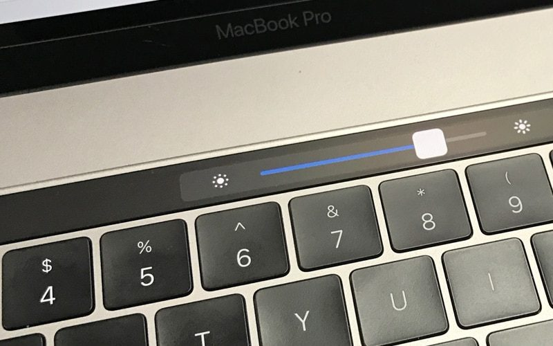 New ARM Apple Macbook Pro could come with an improved touch bar